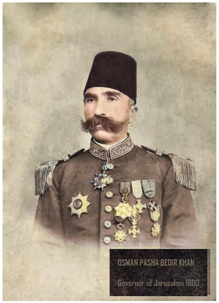 Osman Pasha Bedirxan